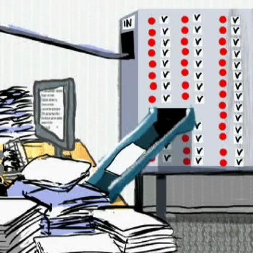 Afbeelding van Wiebes: Belastingdienst maakt fouten